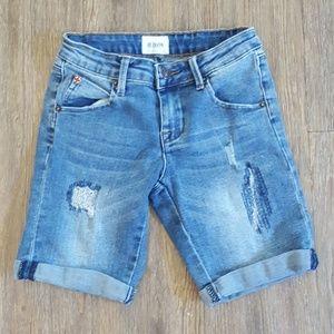Hudson Jeans shorts size 10 girls